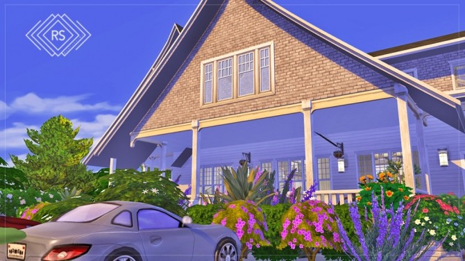 SOMETHING´S GOTTA GIVE HOUSE at RUSTIC SIMS image 1207 670x376 Sims 4 Updates