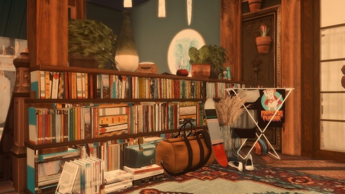 85   WHIMSICAL APARTMENT 702 ZENVIEW at SoulSisterSims image 1208 670x377 Sims 4 Updates