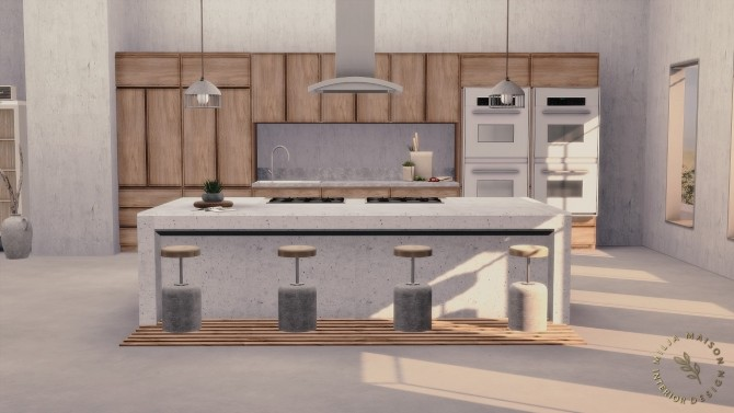 THE SECTION HOUSE at Milja Maison image 124 670x377 Sims 4 Updates