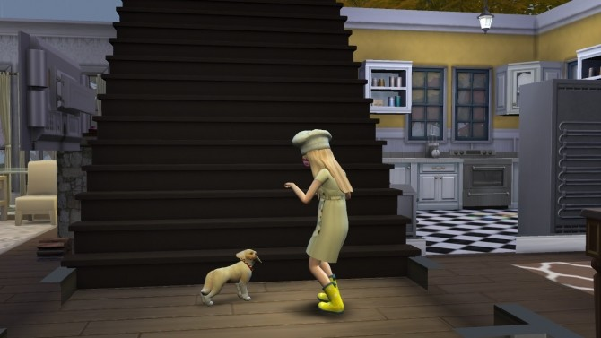Sims 4 Kids can Imitate Pets by Sofmc9 at Mod The Sims