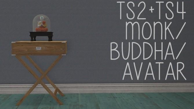 Recolors of LunaticaVillage's Buddha at Riekus13 image 1253 670x376 Sims 4 Updates