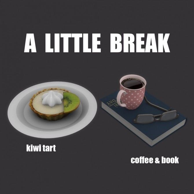 A Little Break clutter at Leo Sims image 1262 670x670 Sims 4 Updates