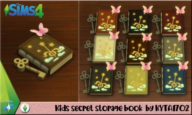 Sims 4 Magic kids storage at Simmetje Sims