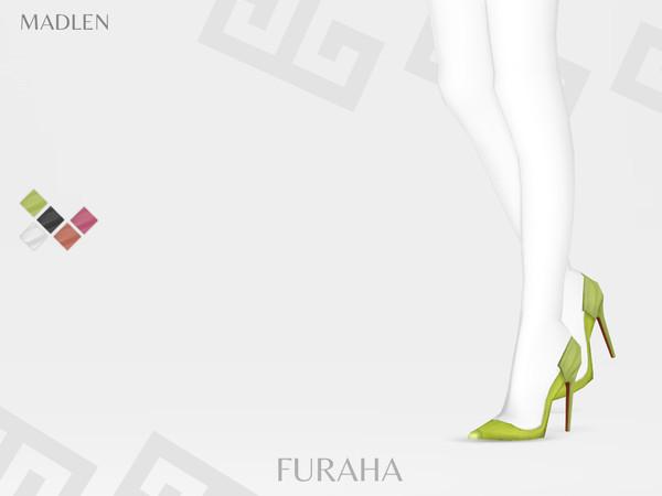 Sims 4 Madlen Furaha Shoes by MJ95 at TSR