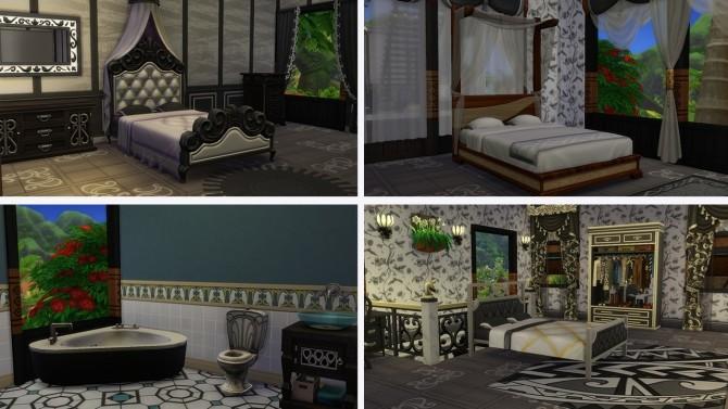 Tropical Villa no CC at Tatyana Name image 1322 670x377 Sims 4 Updates