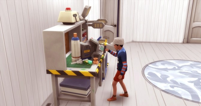 Kids can Create Robot and Servo by novalpangestik at Mod The Sims image 13511 670x355 Sims 4 Updates