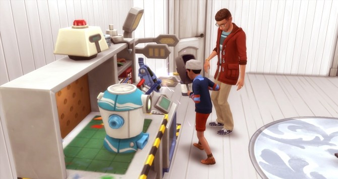 Kids can Create Robot and Servo by novalpangestik at Mod The Sims image 13610 670x355 Sims 4 Updates
