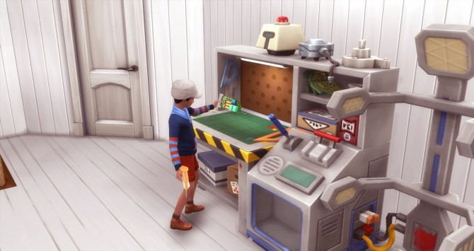 Kids can Create Robot and Servo by novalpangestik at Mod The Sims image 13711 670x355 Sims 4 Updates