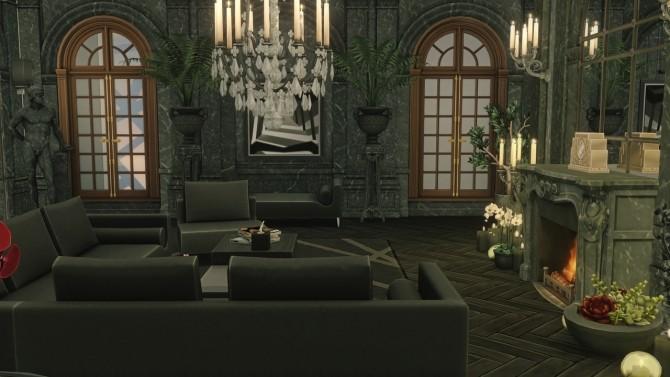 Sims 4 Luxury Parisian Apartment at Harrie