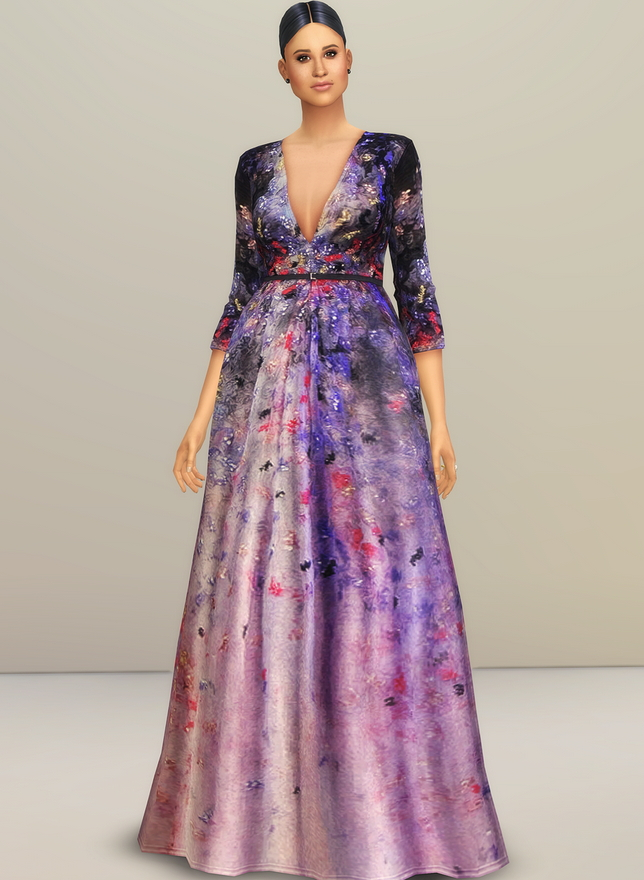 2014 Couture Collection II 1 gown at Rusty Nail image 14415 Sims 4 Updates