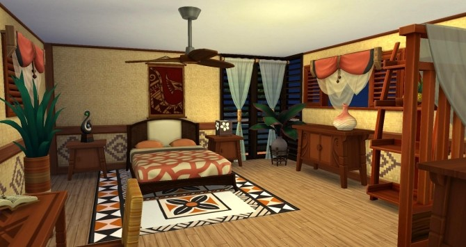 Sims 4 LAnatolie house by Coco Simy at L'UniverSims