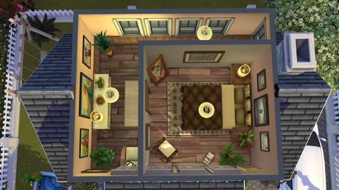 Cozy cottage at Fab Flubs image 146 670x377 Sims 4 Updates