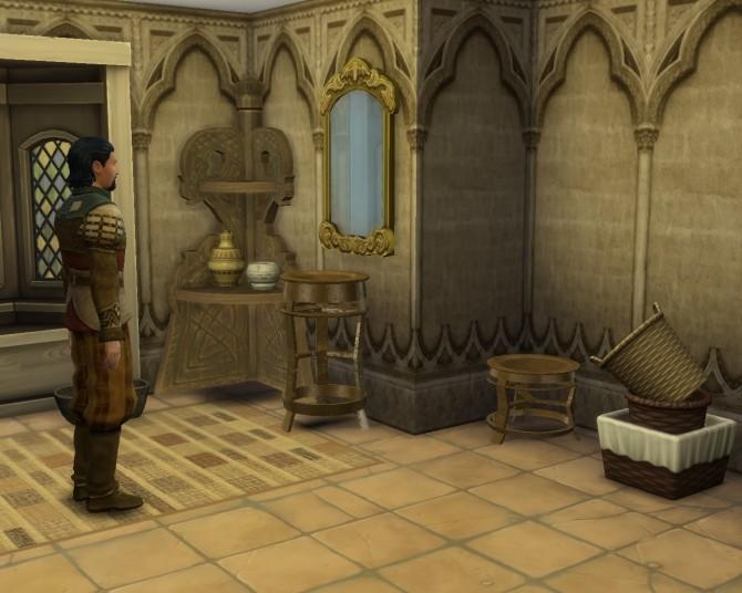 Skyrim Noble set at Mara45123 image 1472 670x536 Sims 4 Updates
