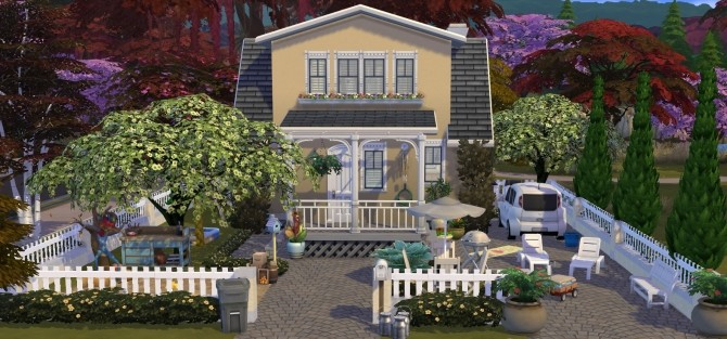 Cozy cottage at Fab Flubs image 148 670x313 Sims 4 Updates