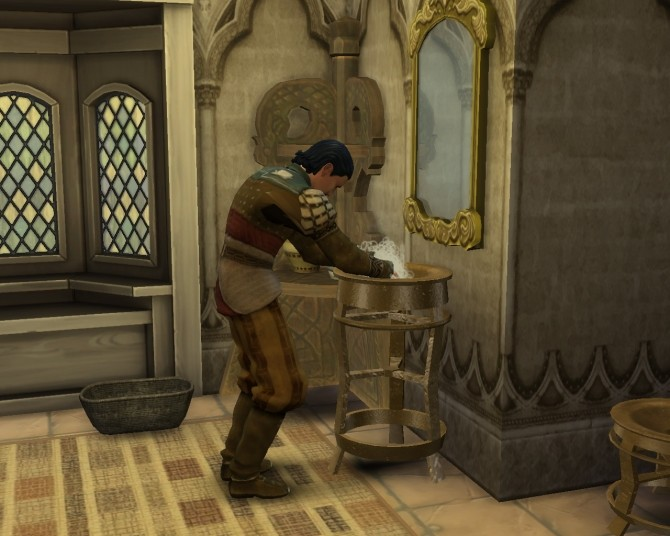 Skyrim Noble set at Mara45123 image 1482 670x536 Sims 4 Updates