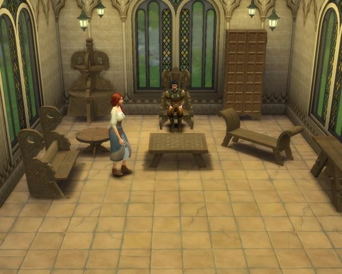 Skyrim Noble set at Mara45123 image 1492 670x536 Sims 4 Updates