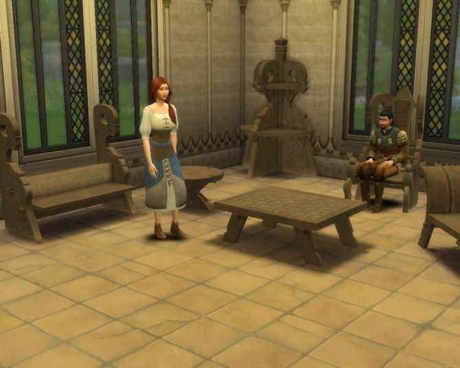 Skyrim Noble set at Mara45123 image 1502 670x536 Sims 4 Updates