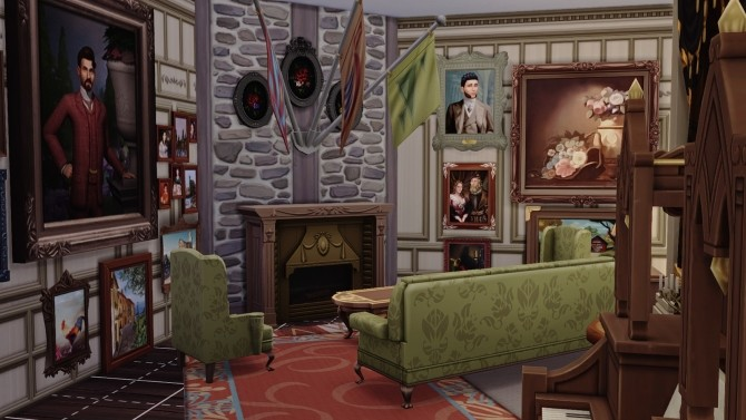 Britechester Student Dorm Hall at Akai Sims – kaibellvert image 15112 670x377 Sims 4 Updates