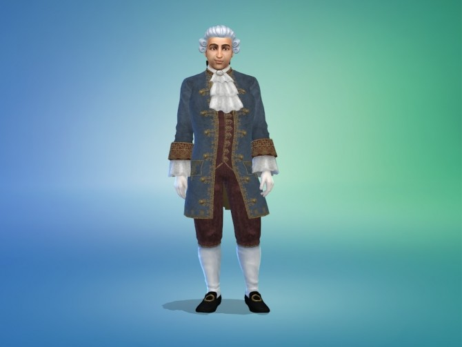 Various 18th Century male outfits by Nutter Butter 1 at Mod The Sims image 15415 670x503 Sims 4 Updates