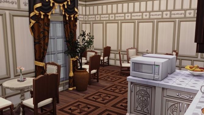 Britechester Student Dorm Hall at Akai Sims – kaibellvert image 1548 670x377 Sims 4 Updates