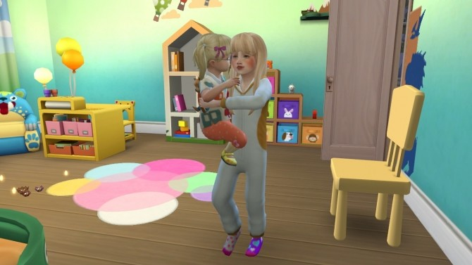 Child can care for Toddlers and Child can be Carried by A MOD by Sofmc9 at Mod The Sims image 15613 670x377 Sims 4 Updates