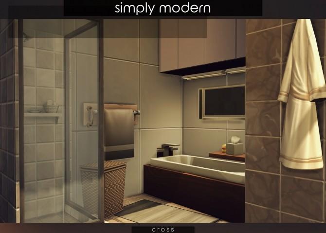 Simply Modern villa by Praline at Cross Design image 15616 670x479 Sims 4 Updates