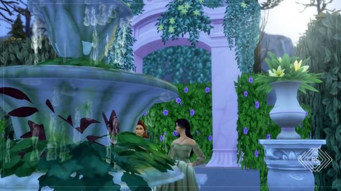 Sims 4 HILLINGHAM DRACULA BRAN STOKER 1992 at RUSTIC SIMS