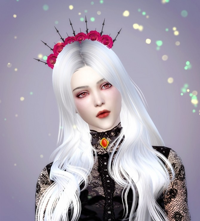 Lavinia at Vicky SweetBunny image 158 670x738 Sims 4 Updates