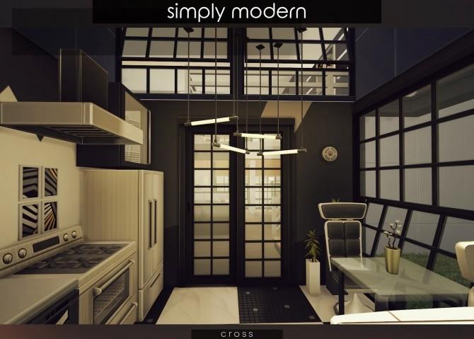 Simply Modern villa by Praline at Cross Design image 15815 670x479 Sims 4 Updates