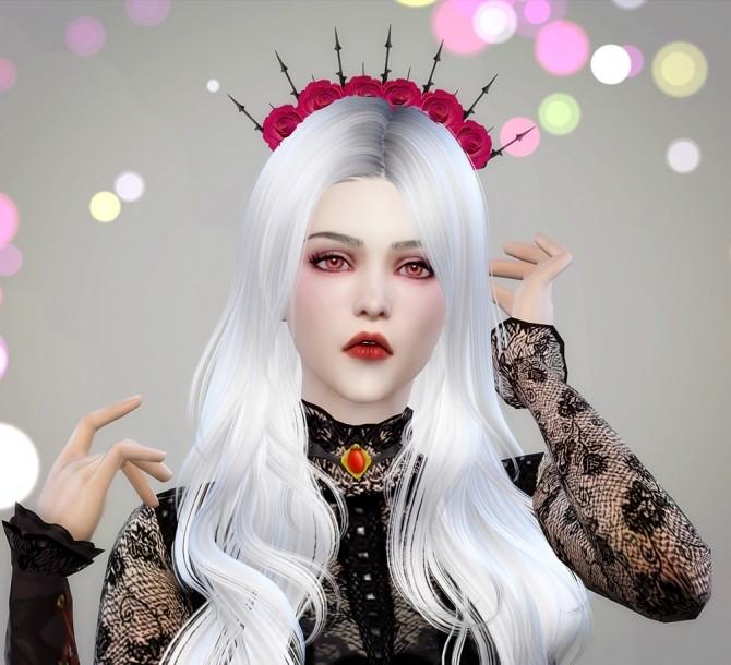Lavinia at Vicky SweetBunny image 160 670x610 Sims 4 Updates