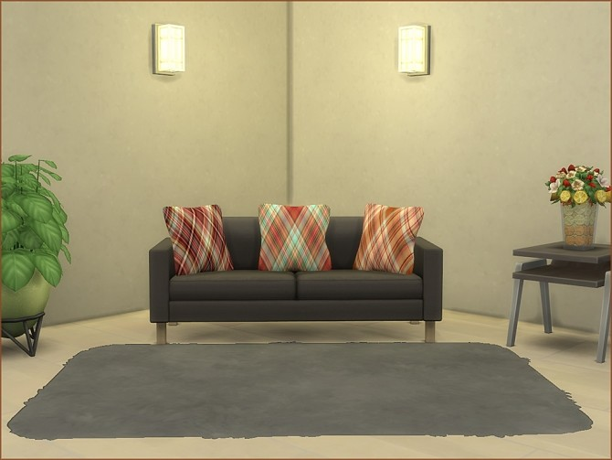 Plaid Print Cushions by oumamea at Mod The Sims image 16216 670x503 Sims 4 Updates