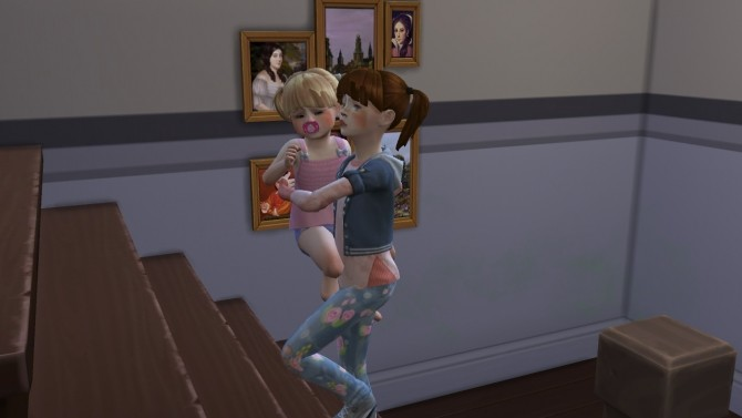 Child can care for Toddlers and Child can be Carried by A MOD by Sofmc9 at Mod The Sims image 16313 670x377 Sims 4 Updates