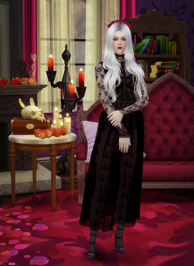 Lavinia at Vicky SweetBunny image 165 670x918 Sims 4 Updates