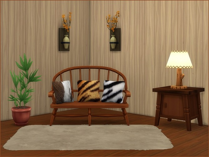Animal Print Cushions by oumamea at Mod The Sims image 16712 670x503 Sims 4 Updates