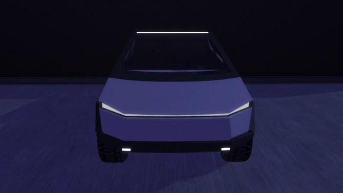 Tesla Cybertruck at LorySims image 16715 670x377 Sims 4 Updates