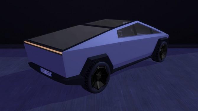 Tesla Cybertruck at LorySims image 16914 670x377 Sims 4 Updates