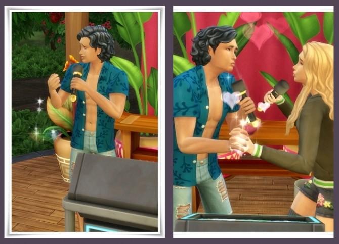 Sims 4 Dodo Hair at Birksches Sims Blog