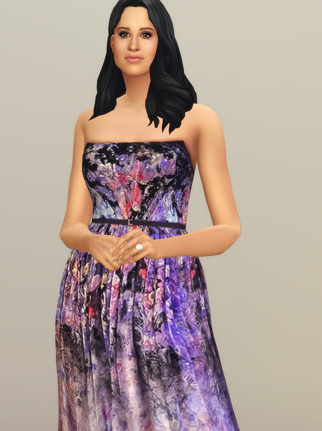 2014 Couture Collection II 2 gown at Rusty Nail image 17315 Sims 4 Updates
