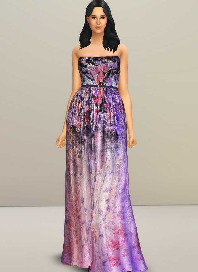 2014 Couture Collection II 2 gown at Rusty Nail image 17413 Sims 4 Updates