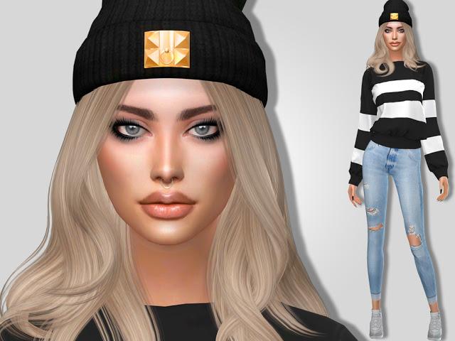 Sims 4 Celia Flood at MSQ Sims