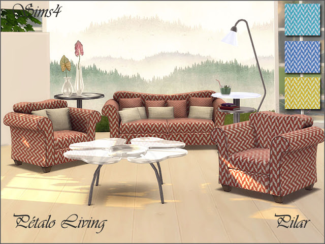 Petalo Living by Pilar at SimControl image 1872 Sims 4 Updates