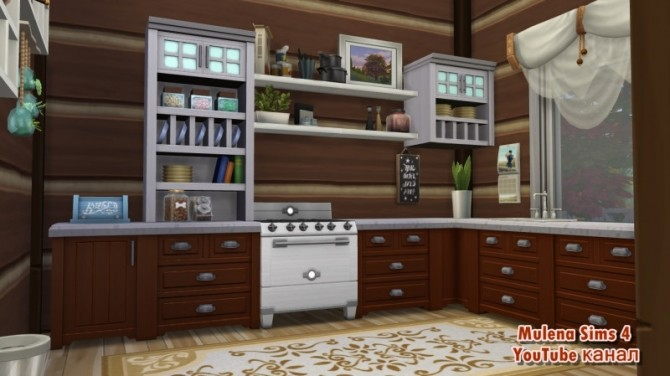 Sims 4 Large family home at Sims by Mulena