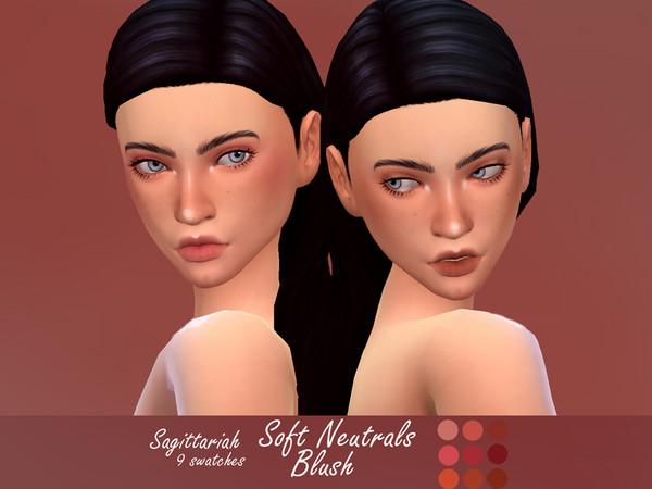 Soft Neutrals Blush by Sagittariah at TSR image 2030 Sims 4 Updates