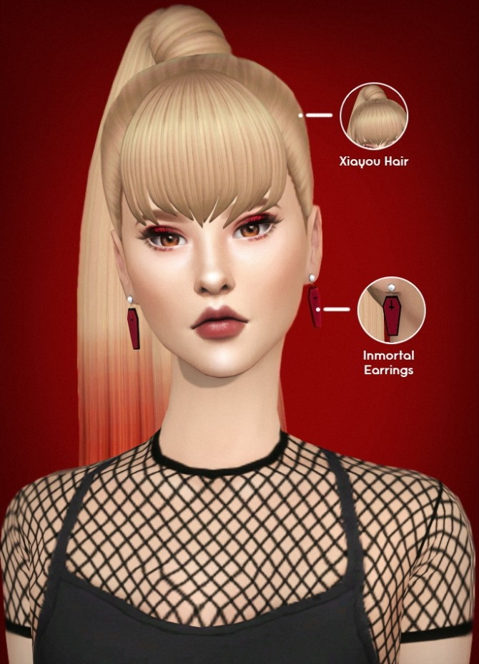 BooBish Collab 2019 at Enriques4 image 207 670x930 Sims 4 Updates