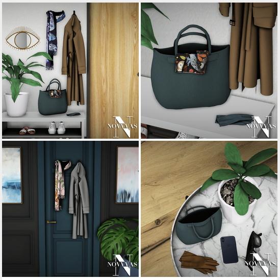 Sims 4 HALLWAY CLOTHES at Novvvas