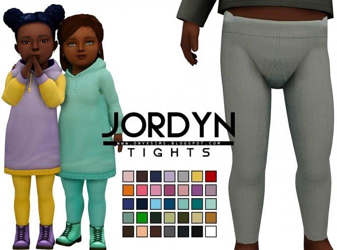 Sims 4 Jordyn Matching Tights at Onyx Sims