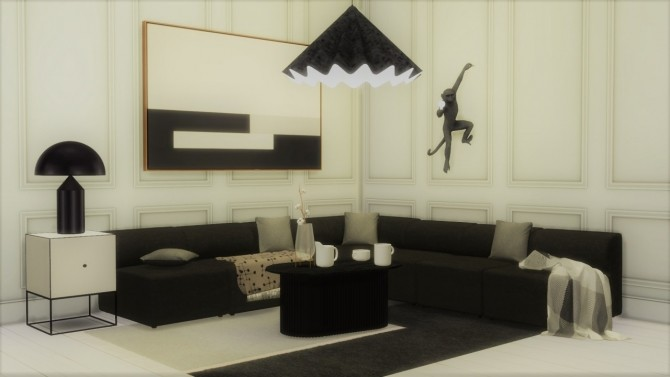 ATOLLO TABLE LAMP (P) at Meinkatz Creations image 22113 670x377 Sims 4 Updates