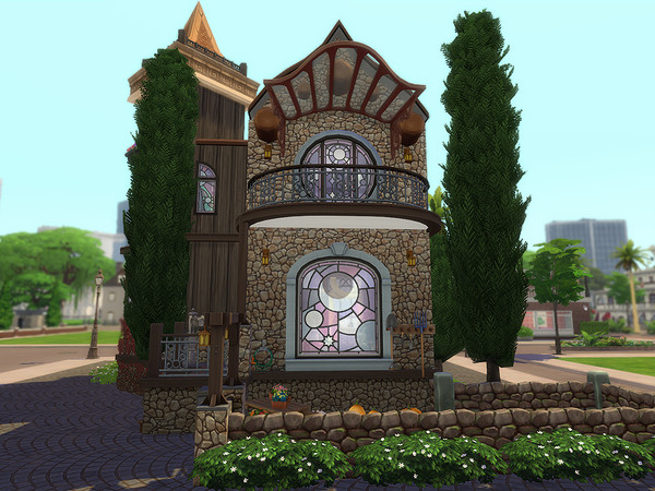 Callery House by Ineliz at TSR image 2247 Sims 4 Updates