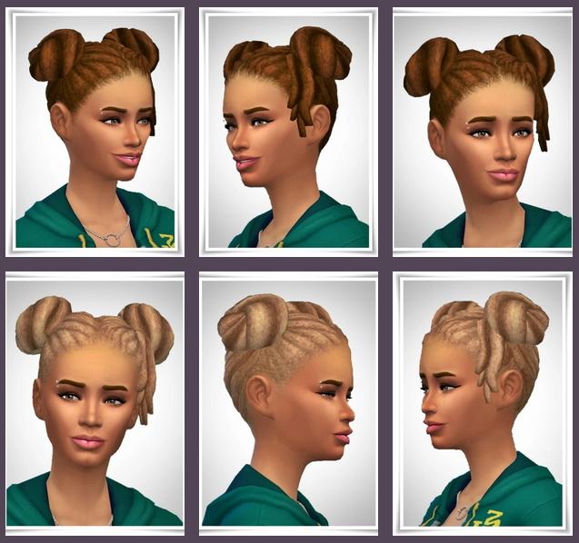 Sims 4 Lexi Hair at Birksches Sims Blog