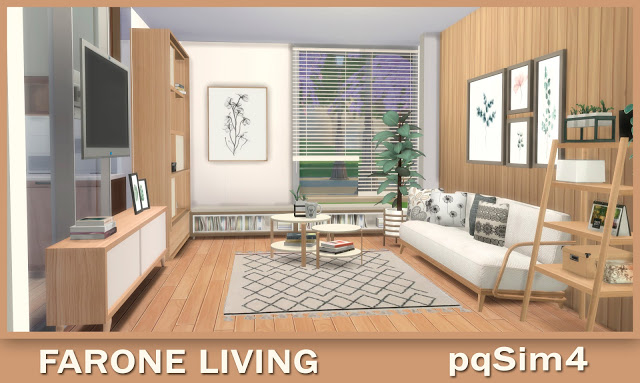 Farone Living at pqSims4 image 23114 Sims 4 Updates